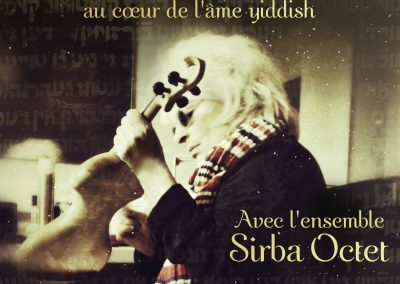 Catherine Lara au cœur de l'âme yiddish