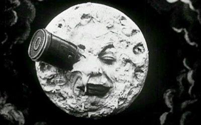 Le Voyage sur la lune – Georges Méliès