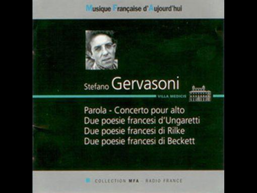 Stefano Gervasoni