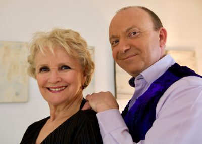 Pascal Contet & Marie-Christine Barrault @ George Epp