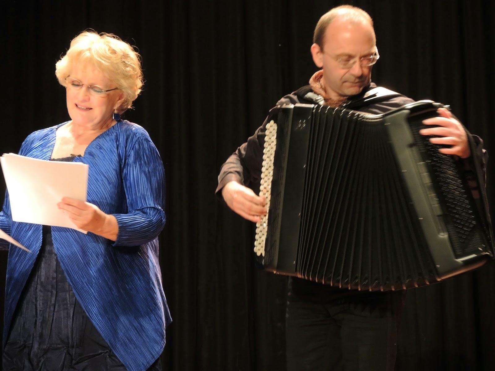 Pascal Contet & Marie-Christine Barrault