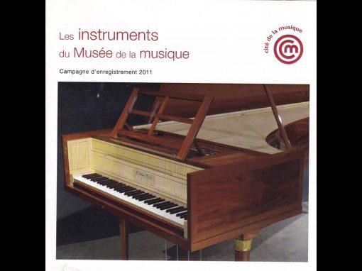 Les Instruments du Musée de la Cité de la Musique de Paris
