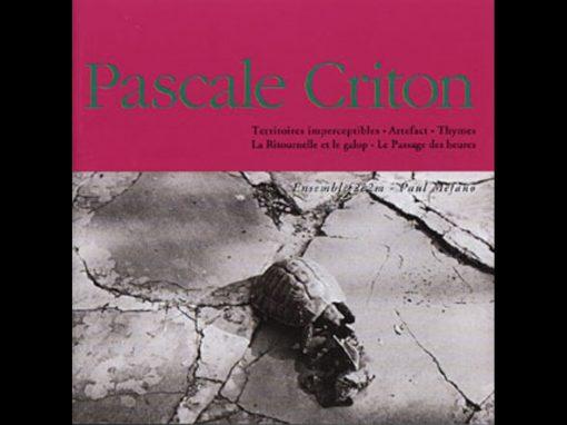 Pascale Criton